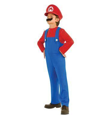 #Costume #SuperMario Bros #Bambino
