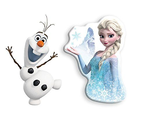Uncle Milton Disneys Frozen Elsa and Olaf Talking Wall Night Lights with Remotes  13 Set ** Learn more by visiting the image link. Note: It's an affiliate link to Amazon.