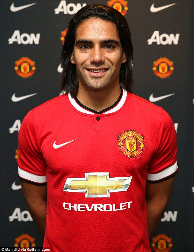 Radamel Falcao is one of Van Gaal's summer transfers to Old Trafford