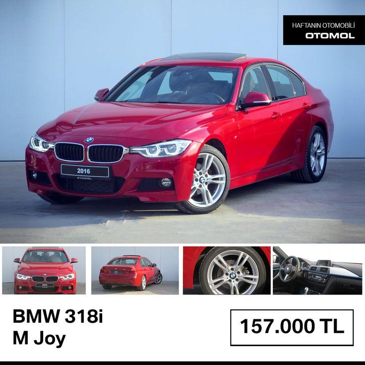 Kırmızı aşkına! Haftanın otomobili : BMW 318i M Joy