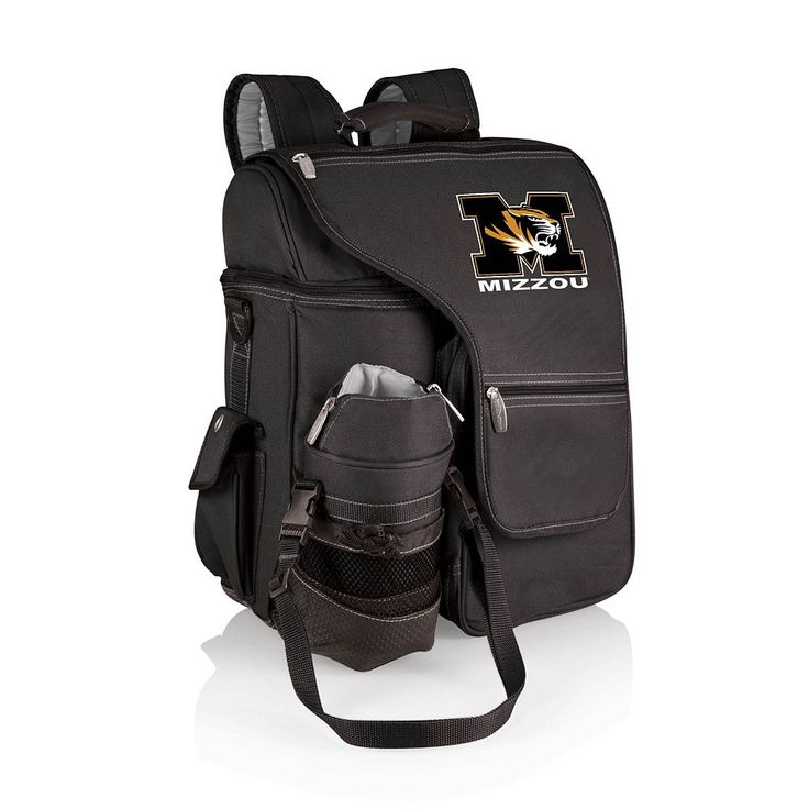 Missouri Tigers Insulated Backpack, Black