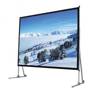Ecran de proiectie cu stand Ligra 259x198 120 inch