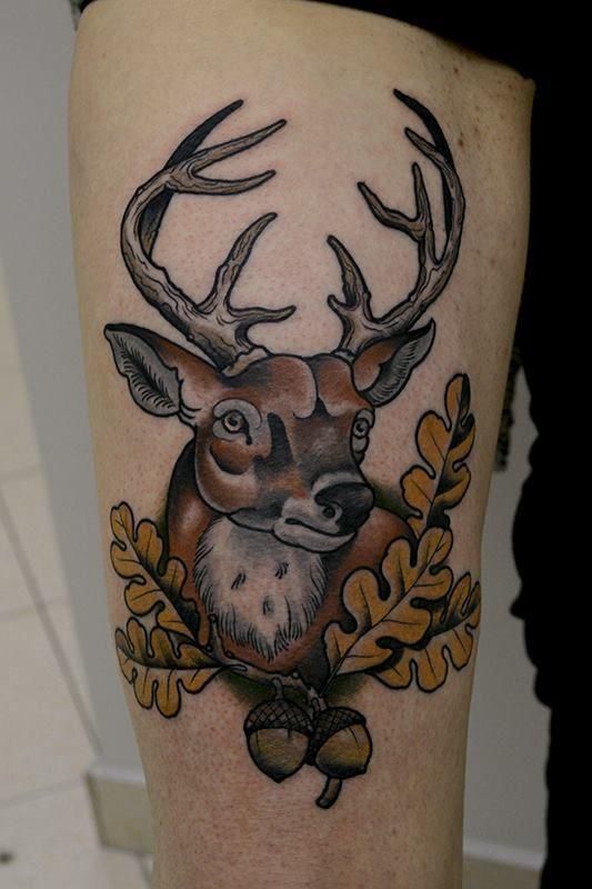 Inkconnection - Tattoo Parlour, Rijeka, Croatia.  Great tats, cool place.