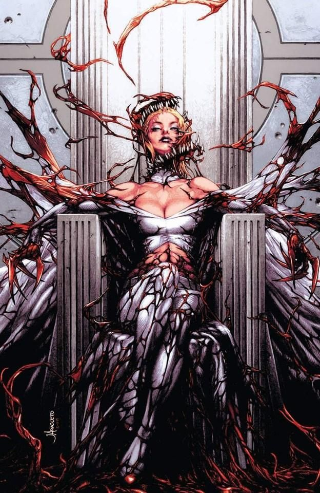 lady venom   Marvel comic universe, Superhero art, Venom