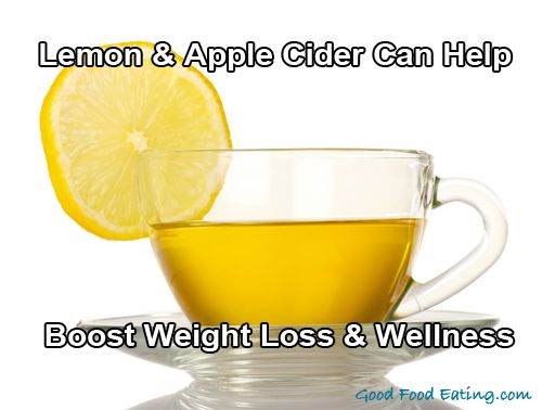 lemon & apple cider