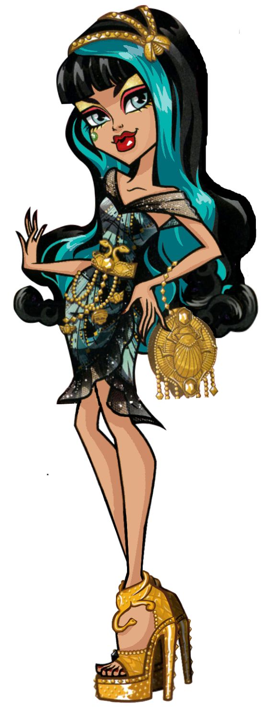 87 best Cleo de Nile Artworks images on Pinterest  Monster high