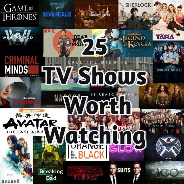Hitting the wall trying to find new TV shows to watch. Consider some of these