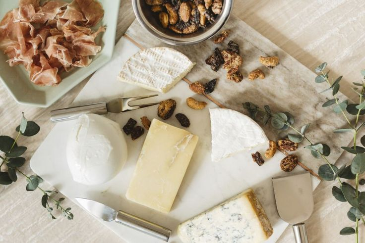 Step up to the plate this holiday season with cheeses hand-picked by a pro.