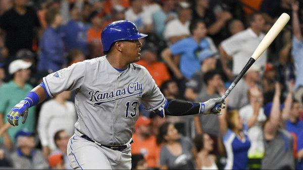 #MLB: Salvador Pérez encabeza a los receptores latinoamericanos de Grandes Ligas