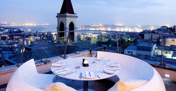 8 increíbles bares con terraza en el mundo. #terrazas #bar #decoración