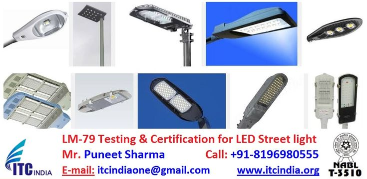 LM-79 Testing and Certification for LED Street light in Bangalore Karnataka India If you required LM 79 certificate for your LED Street light products then you can feel free to Contact Now! ITC In…