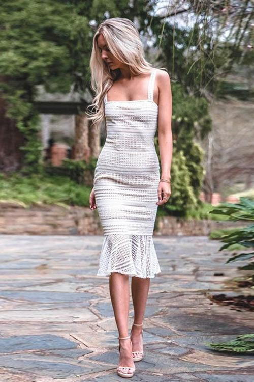 e0c6f4a3e6f7a Give a Glam Lace Fishtail Midi Dress - 3 Colors   Beetsweeti's ...