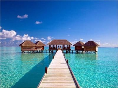 Maldives, someday.