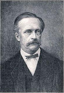"""Hermann von Helmholtz svolse, inoltre ricerche sui fondamenti della matematica e della geometria (in particolare delle geometrie non-euclidee). Fu lui a stabilire la distinzione tra una geometria """"fisica"""" e una geometria """"pura""""."""