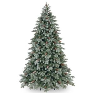 National Tree Co. Feel-Real Frosted Caldwell Artificial Christmas Tree