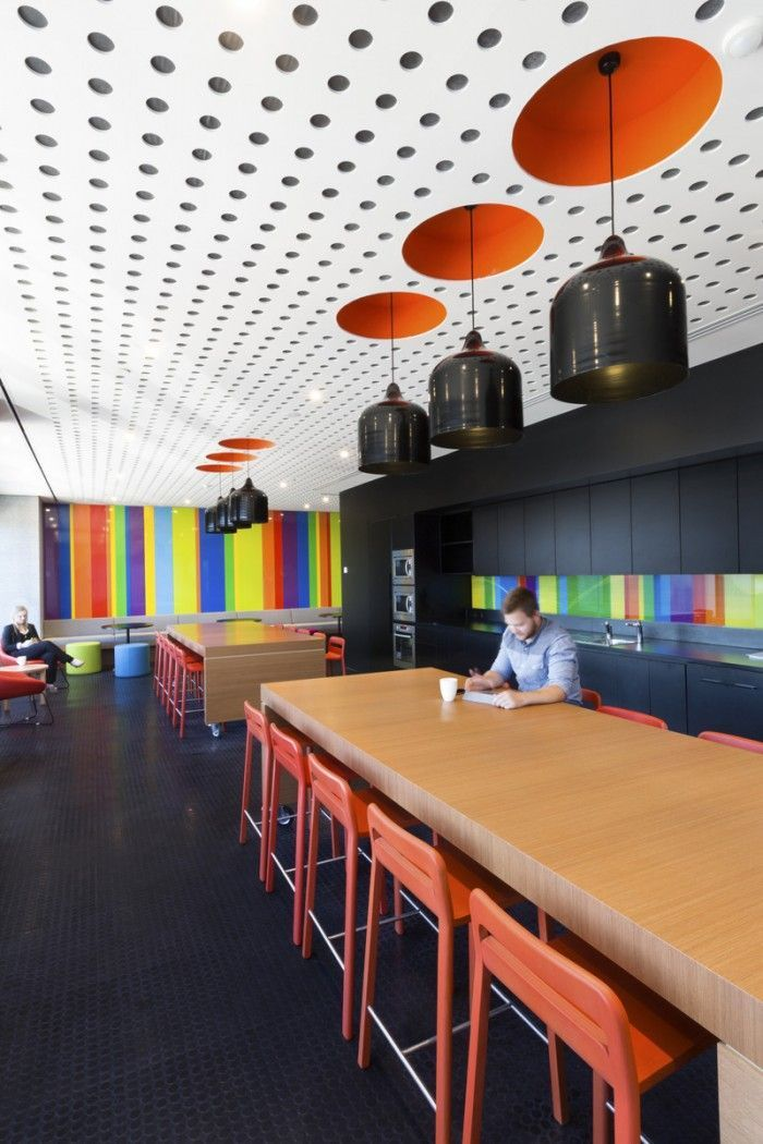 Inside ACMAs Melbourne Offices Peckvonhartel Office Interior DesignOffice