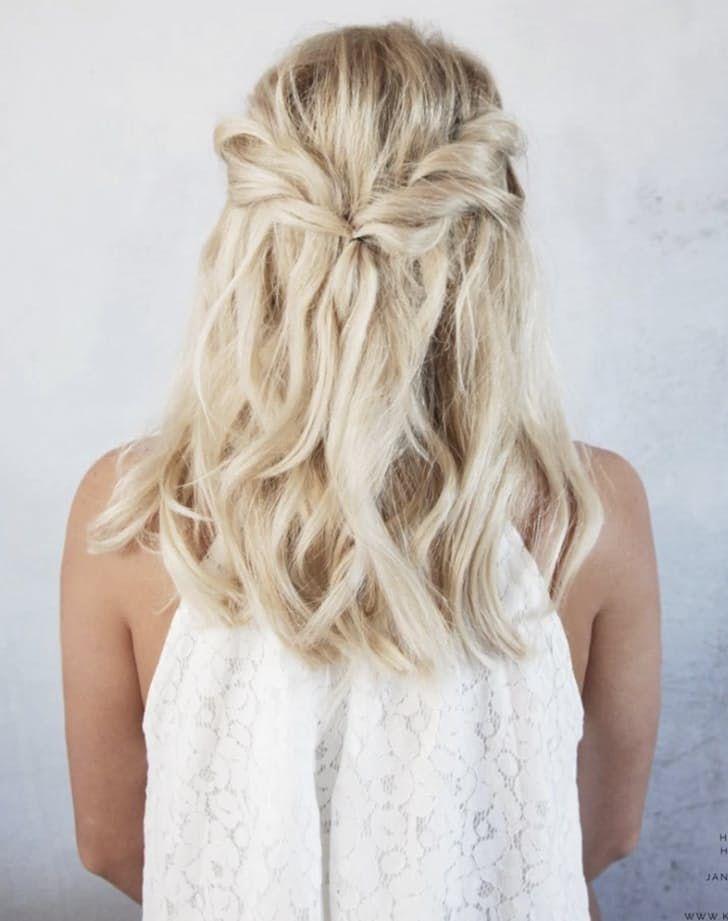 The 25+ best Easy wedding hairstyles ideas on Pinterest ...