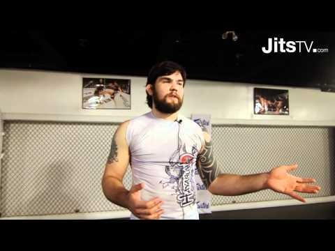 Robert Drysdale Interview: Affiliations, MMA and Future Plans - Jits Magazine