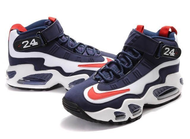 Nike Air Griffey Max 1 Dark Blue White Red