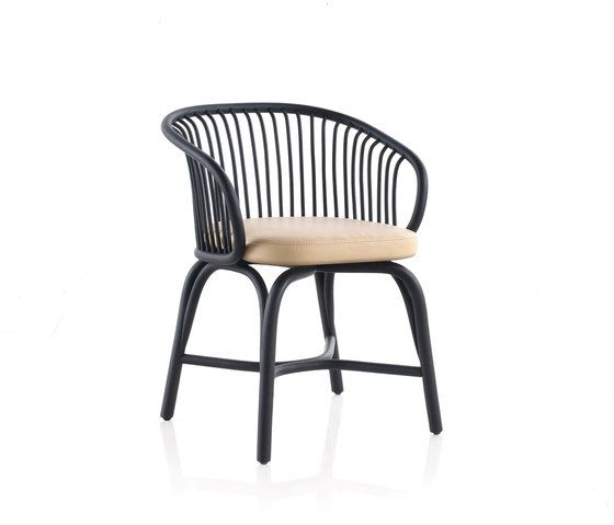 Huma Dining armchair by Expormim | Chairs