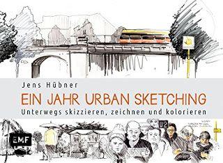 Ein Jahr Urban Sketching von Jens Hübner