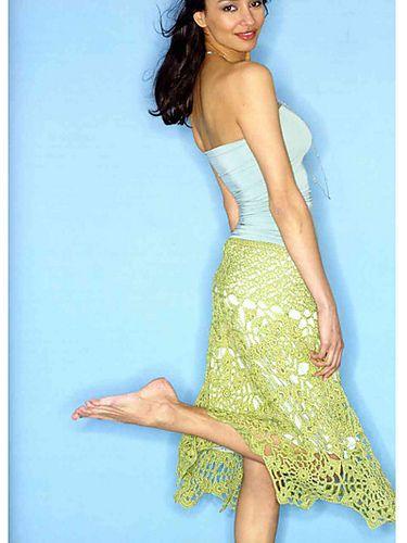 Ravelry: River Song Skirt pattern by Doris Chan