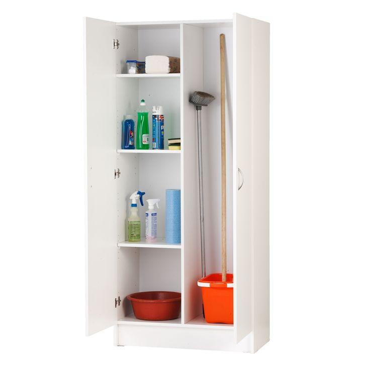 Find Bedford White 2 Door Cupboard at