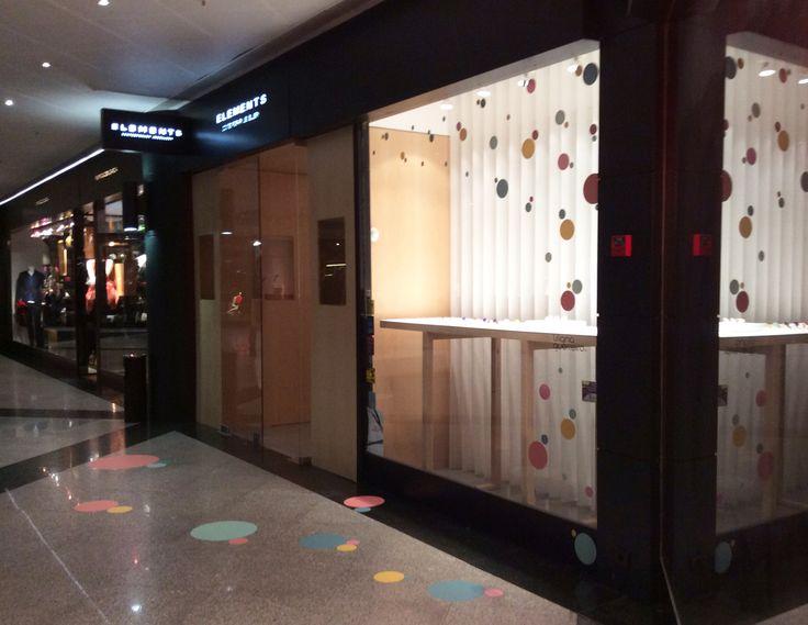 """Venha conhecer os novas cores da primavera/ verão da colecção """"Colours"""", a partir de hoje na loja ELEMENTS contemporary jewellery, no Peninsula Boutique Centre, Porto."""