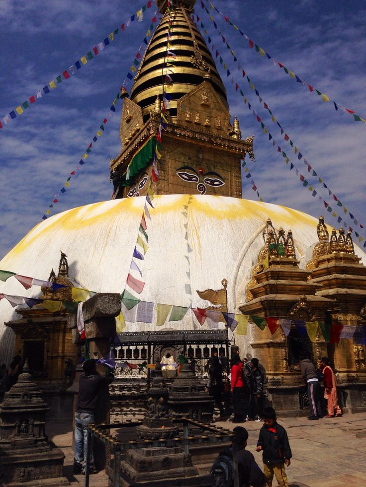 Swoyambhunath Stupa