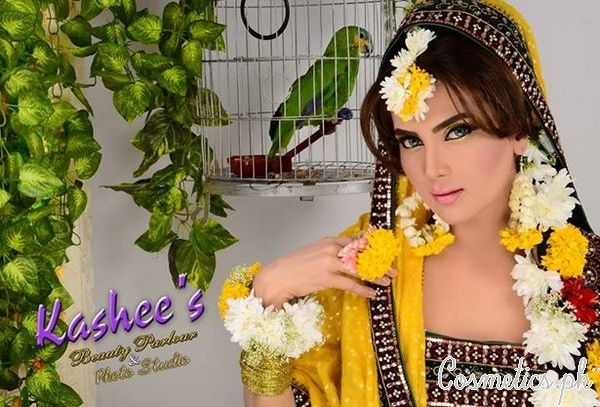 Latets Dulhan Makeup by Kashee's Beauty Parlour 2016 | Latest ...