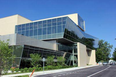 Chicago Under Construction: Earl Shapiro Hall, University of Chicago Laboratory Schools
