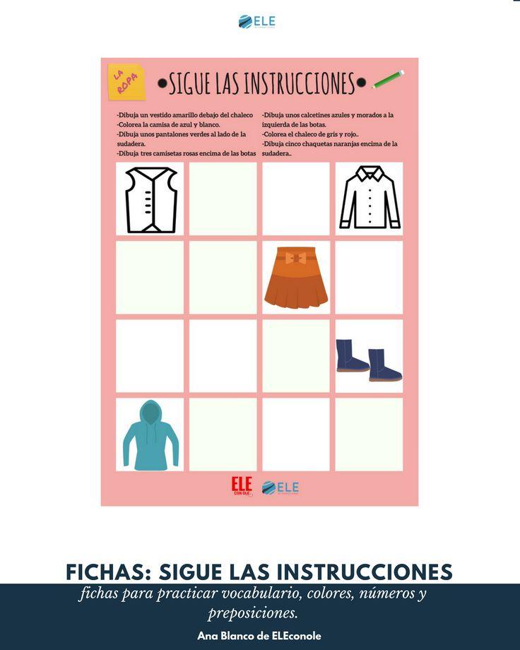 10 best Moda images on Pinterest | Spanish classroom, Spanish class ...