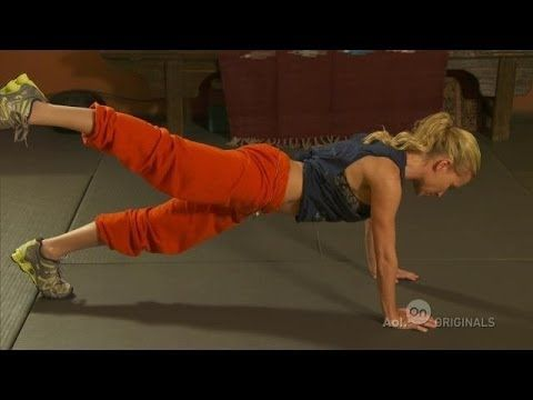▶ Tracy Anderson's 15 Min Total Body Work Out - YouTube
