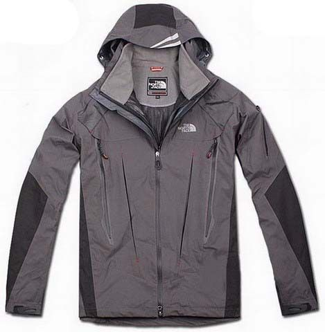 Mens The North Face Triclimate 3 In 1 Jacket Dim Gray
