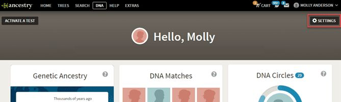 Genetic genealogist using DNA tests to find birth parents of adoptees.