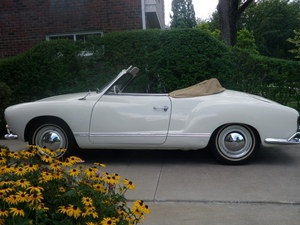 Volkswagen : Karmann Ghia 2 Door
