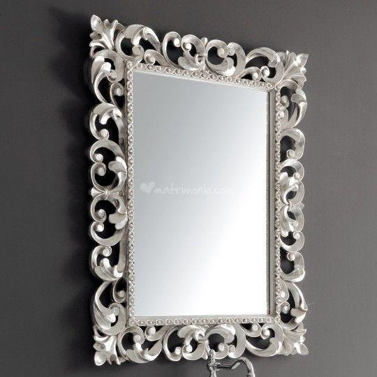specchio barocco nero - Cerca con Google