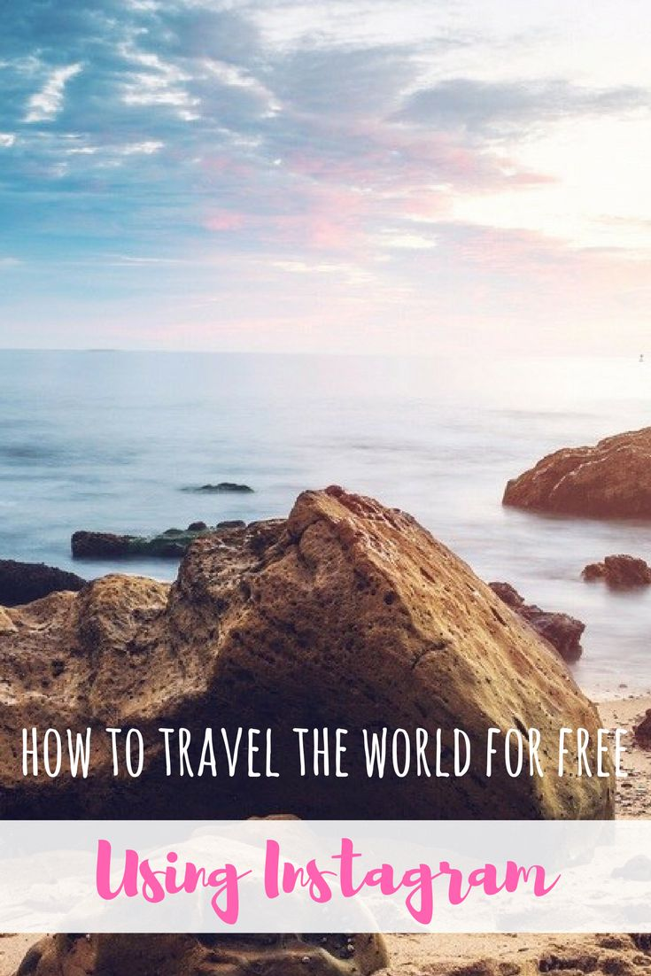 Creating a professional Instagram account that allows you to travel for free doesn't mean just posting some more photos of your family vacation. Far from it. Learn how to turn your Instagram account into a professional travel-friendly account that will make travel representatives take notice.