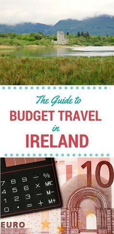 The guide to budget #travel in #Ireland  More Incredible Destinations: https://www.facebook.com/The-Most-Amazing-Places-on-Earth-697197843771667/