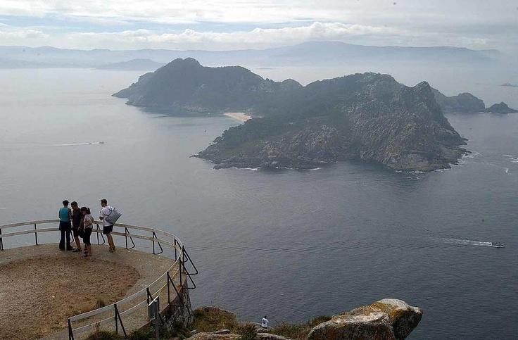 Islas Cíes - Vigo -Galicia -España