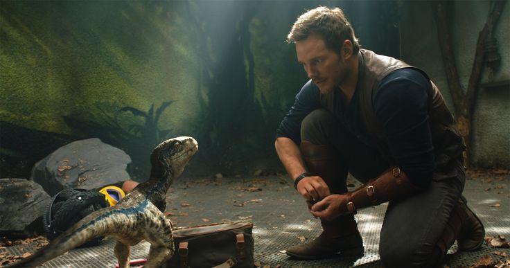 Крис Прэтт в фильме «Мир Юрского периода 2»: трейлер Продолжение одной из самых нашумевших франшиз выйдет в следующем году. Релиз в России запланирован на 7 июня.