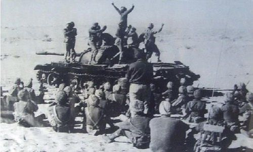 6 Tactical blunders by Pakistani military during Battle of Longewala - Mythical India