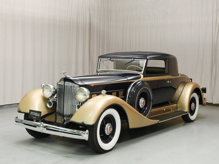 1934 Packard Eight...brought to you by #HouseofInsurance in #EugeneOregon