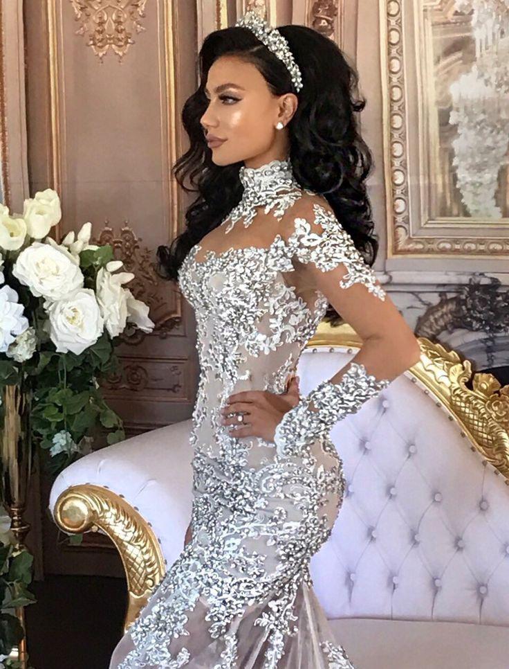 22 best leah da gloria images on pinterest short wedding gowns leah da gloria custom made pre owned wedding dress junglespirit Gallery