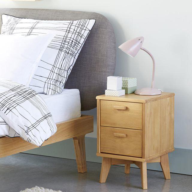 Anda 2-Drawer Bedside Table