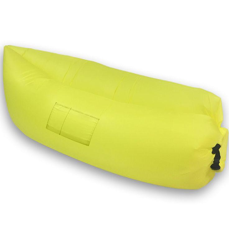 LE canapé gonflable pour la plage, la campagne, les soirées, les concerts, les sorties...