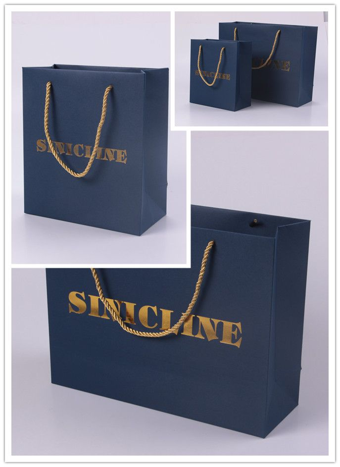 Paper bags, custom shopping bags. More at http://www.sinicline.net/ . #custombag #packaging #bagsupplier.