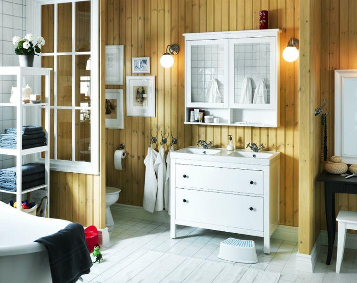 Hemnes Bathroom Vanity