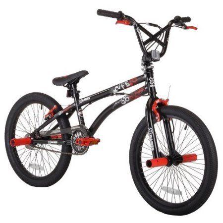 "20"" X-Games FS20 Boys' BMX Bike"