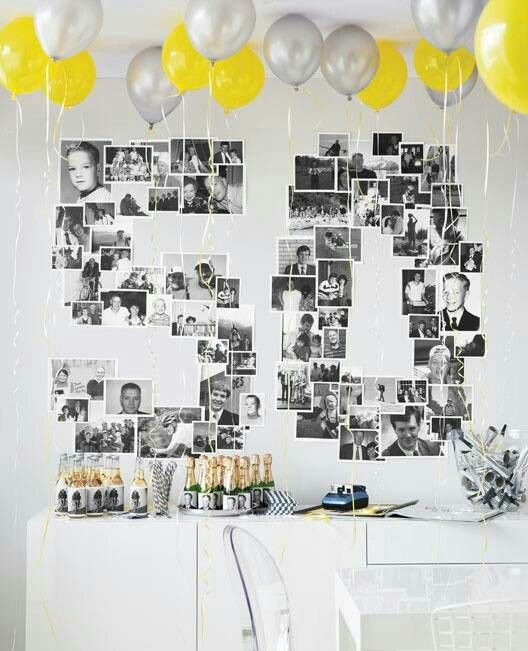 except not 50... lol but cute idea for birthdays